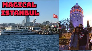Magical trip to Istanbul with the locals !! Turkey travel vlog :)