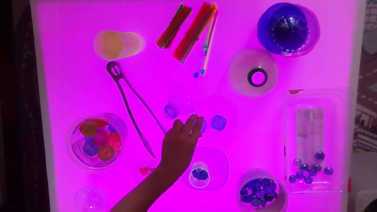 Montessori Accesorios Y Luz De Cama Mesa 0nwv8Nm
