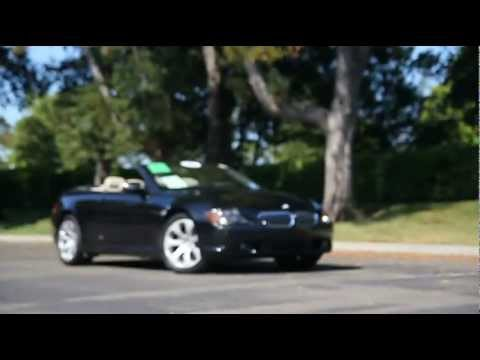 BMW Ci Convertible At East Bay BMW YouTube - 2006 bmw 645ci