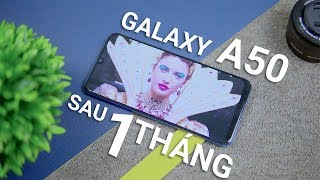 Galaxy A50 sau 1 tháng mình sử dụng...