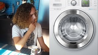 The Washing Machine Song - Andre Antunes