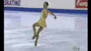 Sasha Cohen montage - No one