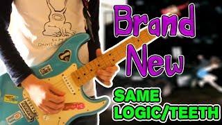Brand New - Same Logic/Teeth Guitar Cover 1080P
