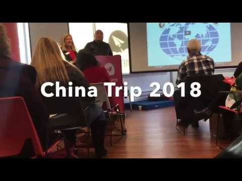 China Trip 2018 Orientation