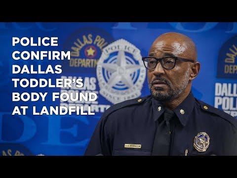 Police confirm Dallas