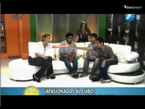 speedcubing paraguay en television