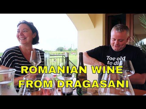 Romanian Wine from Drăgăşani