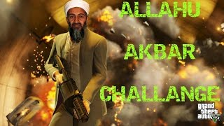 Allahu Akbar Challange / Komik Montaj / GTA 5 Türkçe