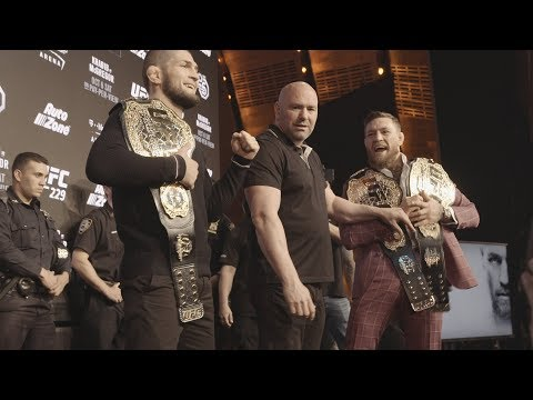 (All-Access) Anatomy of UFC 229: Khabib vs McGregor Press Conference