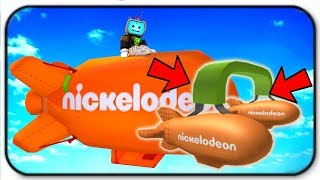 How To Get The Blimp Headphones - Very Easy To Do! - Nickelodeon Event - Roblox Epic Minigames