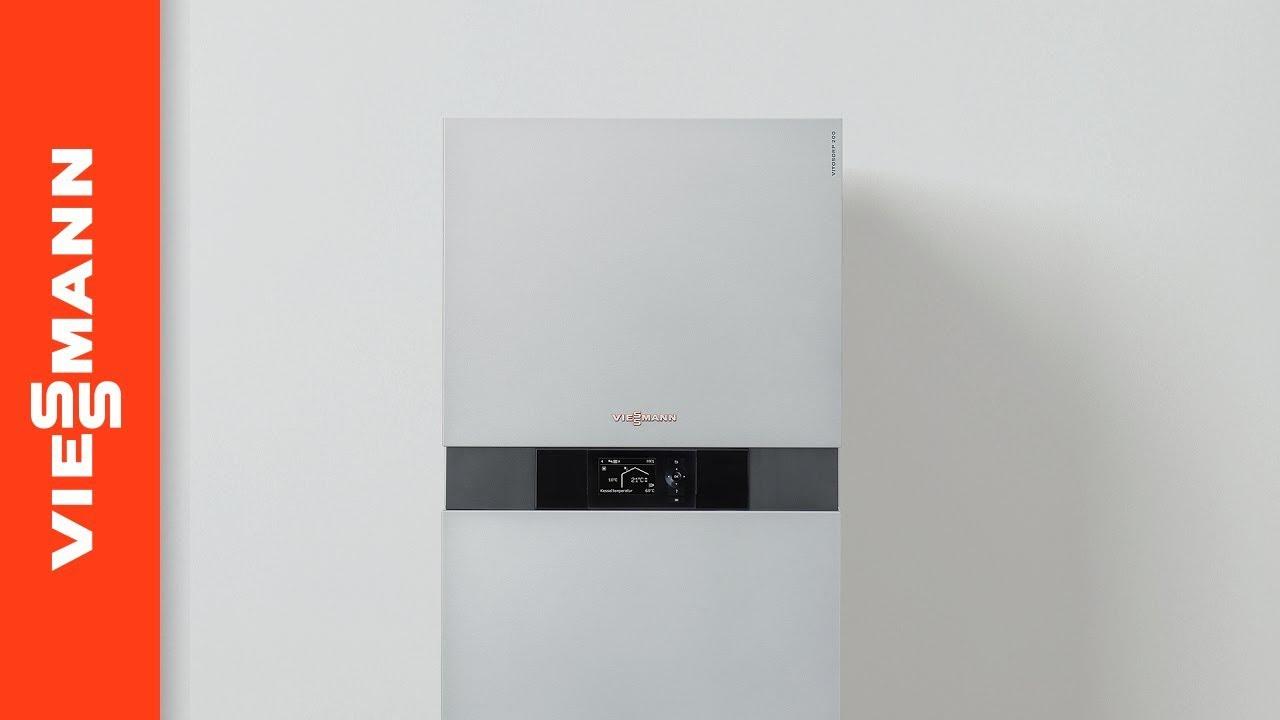 viessmann gas adsorptionsw rmepumpe vitosorp 200 f youtube. Black Bedroom Furniture Sets. Home Design Ideas