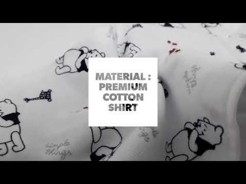 Barut Baby 'Handmade' Premium Cotton Shirt by JMO BabyZone