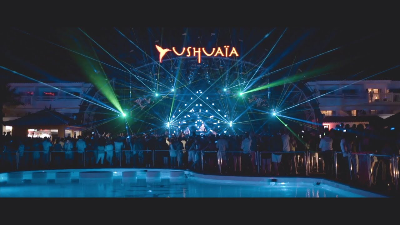 Download The Ushuaia Ibiza Opening Party - in less than two minutes!