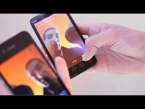 Tango Free Video/Voice Calls Demo From GigaOm's Mobilize Conference