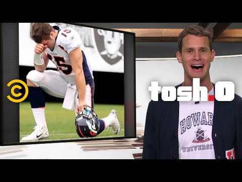 Tosh.0: Tebowing
