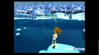 Wii ファミリーフィッシング グナン・エス・リバーへの釣行(1/2) thumbnail