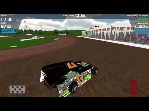 DirtTrackin' Replay at BROWNSTOWN SPEEDWAY with Modifieds