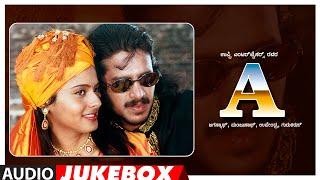 A Songs Audio Jukebox | Upendra, Chandini | Guru Kiran | A Kannada Movie Old Hit Songs