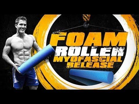 """Foam Roller- """"Myofascial Release"""""""