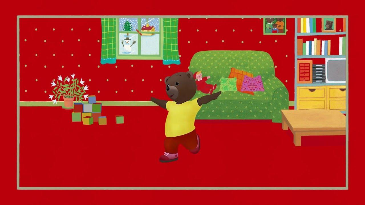 petit ours brun comptine pour se calmer quand on est nerv youtube. Black Bedroom Furniture Sets. Home Design Ideas