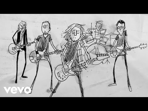 Pearl Jam - Superblood Wolfmoon (Tiny Concert Animated Video)