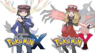 Pokemon X & Y OST Lumiose City Music