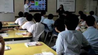 "Korean Middle School - ""giving Directions"" Efl Lesson Demo"