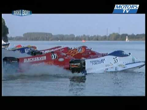 Maxi Boat : Finale France vitesse Inshore à Macon