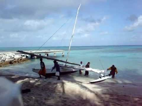 Marshall Islands - Ailuk Canoe - Part 1