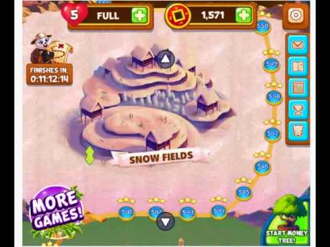 Panda Pop- All worlds consisting of levels 1 to 2000