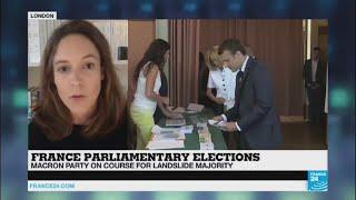 France Legislative Elections  No vote favourable for Macron?