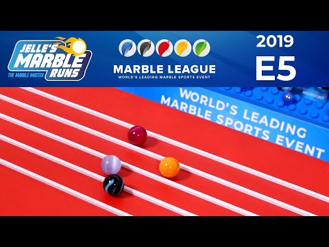 Marble Race: MarbleLympics 2019 E5 - 5 Meter Sprint
