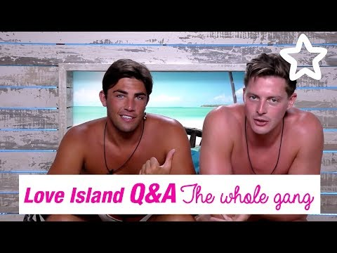 Love Island | Superdrug | Q+A | Getting Fruity With The Islanders