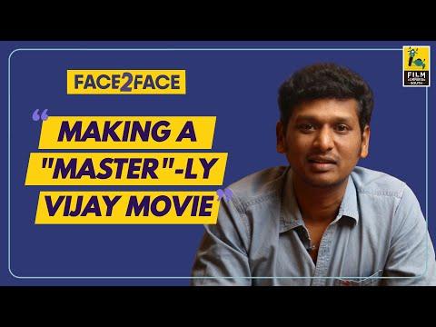 Lokesh Kanagaraj Interview With Baradwaj Rangan | Master | Face 2 Face