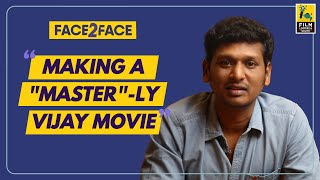 Lokesh Kanagaraj Interview With Baradwaj Rangan | Master | Face 2 Face | With Subtitles
