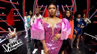 Episode 7 | Knockouts | The Voice Nigeria Season 3