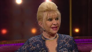 Ivana on Whether Donald Trump will run again?  | The Ray D'Arcy Show | RTÉ One