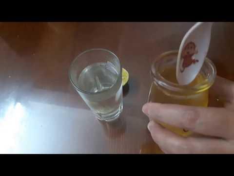 Cách pha nước chanh mật ong nước ấm uống vào buổi sáng cực tốt!