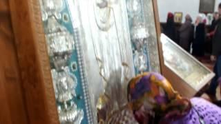 Афонская икона Божией Матери «Геронтисса» доставлена в ляденский Благовещенский монастырь(Икону Пресвятой Богородицы «Геронтисса» - дар монастыря Пантократор на Святой Горе Афон -- доставили в ляде..., 2013-09-24T12:53:06.000Z)
