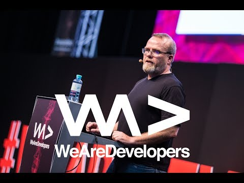 PHP in 2017 - Rasmus Lerdorf @ WeAreDevelopers Conference 2017