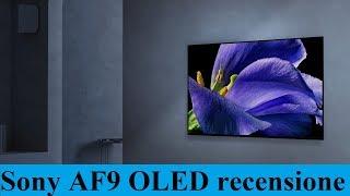Sony AF9 OLED recensione