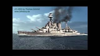Вооружение немецких тяжелых крейсеров | Крейсер второй мировой | Артиллерия крейсеров типа Хиппер