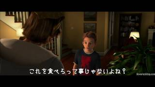 映画『少年マイロの火星冒険記3D』海外版予告編(字幕)高画質