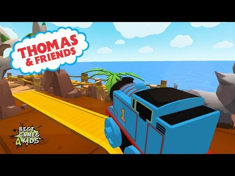 Thomas & Friends Minis #3 | Create your very own train set piece by piece By Budge Studios
