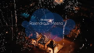 Rajendra + Meena | 25th Anniversary Shoot | Ahmedabad | 2019 | Ankit Dhupper