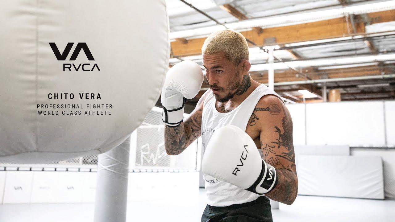 Chito Vera | UFC 252 - YouTube