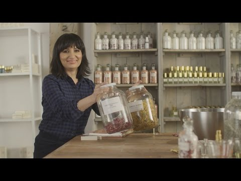 Meet The Woman Who Created A Line Of Organic Bath, Body And Skincare Products- Stronger Every Day
