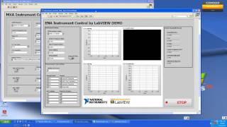 LabVIEW 기반 RF 측정 자동화 시스템