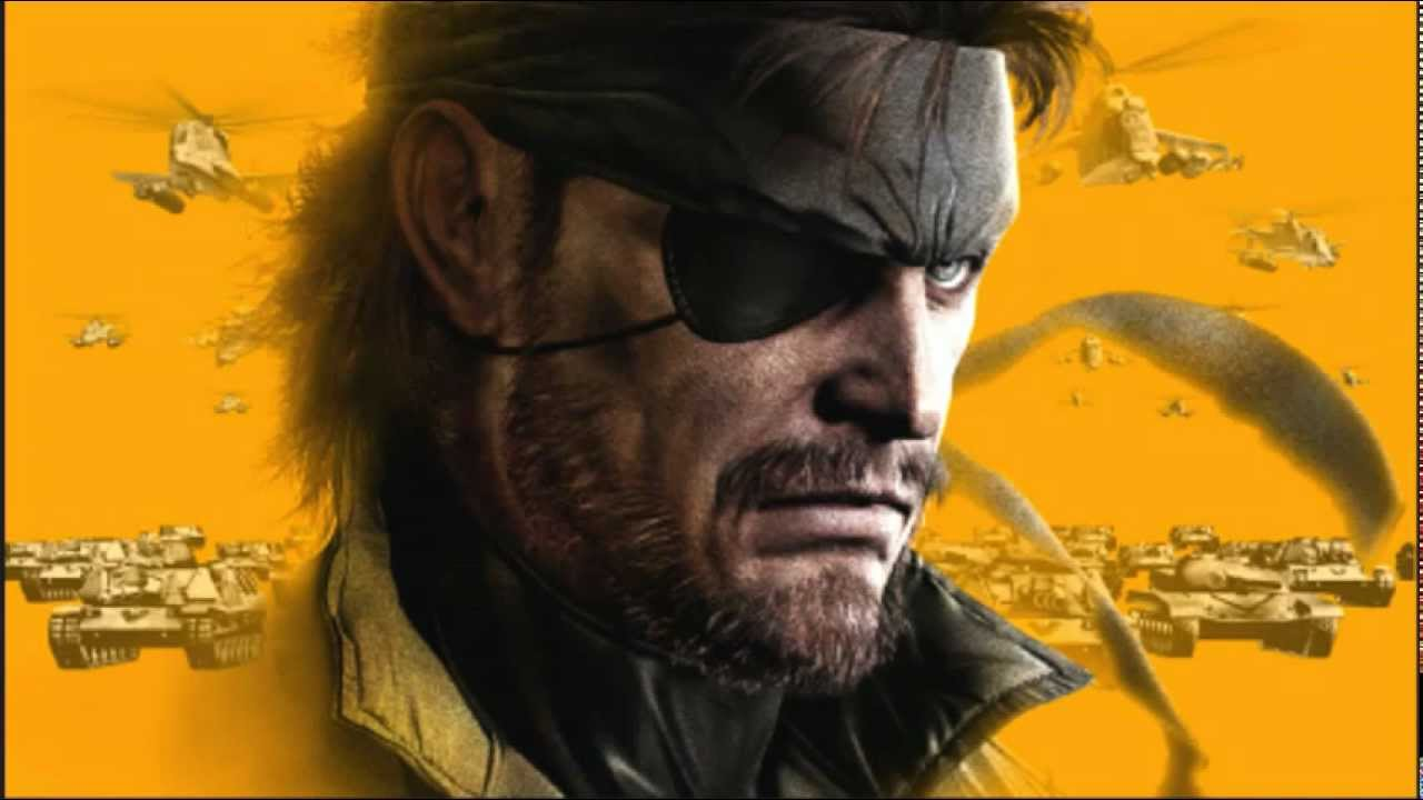 Metal Gear Solid Peace Walker Ost Mother Base Version 2 Youtube