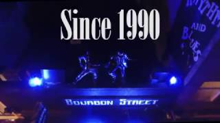 Bourbon Street live music in Amsterdam